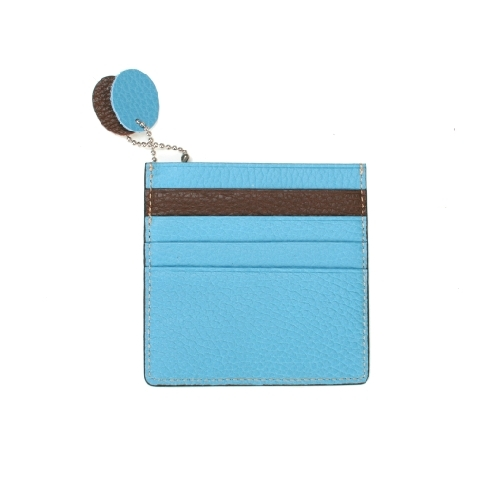 Horizontal Card Case - Italian Leather